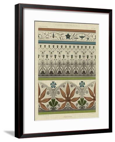 Panel Ornamentale I-Vision Studio-Framed Art Print