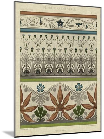 Panel Ornamentale I-Vision Studio-Mounted Art Print