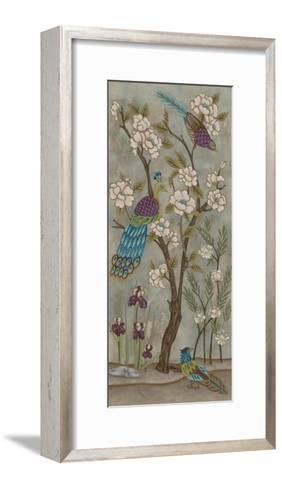 Gardenia Chinoserie I-Chariklia Zarris-Framed Art Print