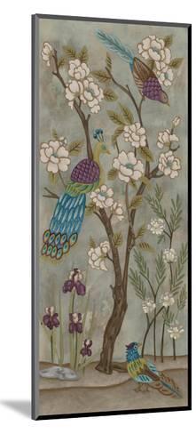 Gardenia Chinoserie I-Chariklia Zarris-Mounted Art Print