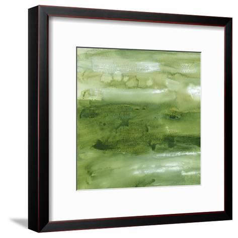 Malachite I-Lisa Choate-Framed Art Print