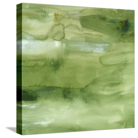 Malachite II-Lisa Choate-Stretched Canvas Print