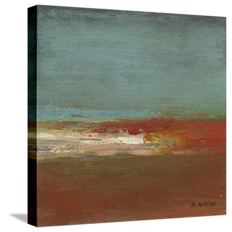 Sea Horizon III-W^ Green-Aldridge-Stretched Canvas Print