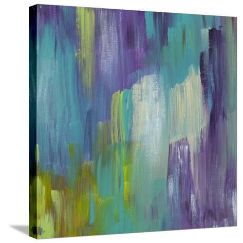 Brook's Path III-Lisa Choate-Stretched Canvas Print