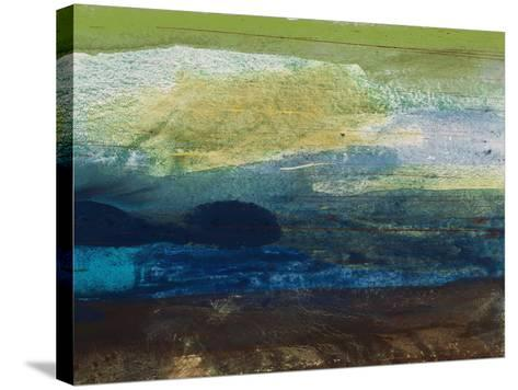 Free Rein II-Sisa Jasper-Stretched Canvas Print