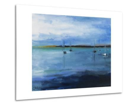 White Fish Bay-Curt Crain-Metal Print