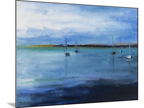 White Fish Bay-Curt Crain-Mounted Art Print