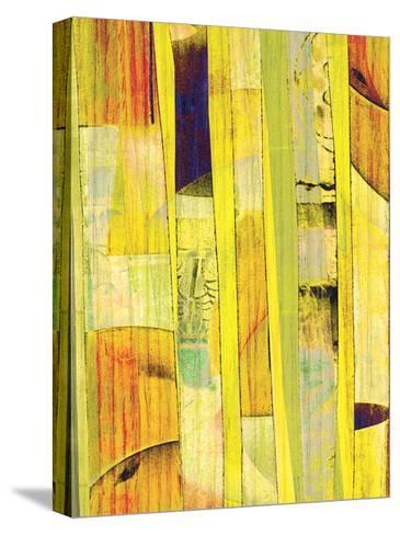 Yellow Mix I-Ricki Mountain-Stretched Canvas Print
