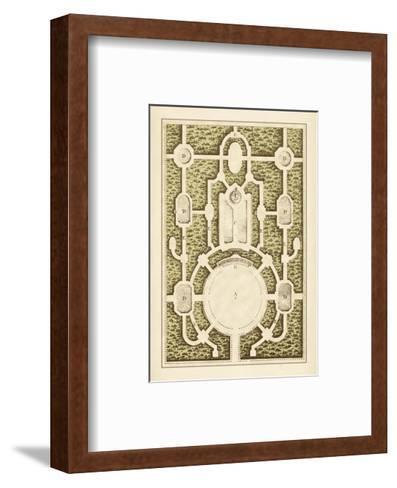 Garden Maze I-Blondel-Framed Art Print