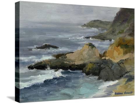 Bodega Head-Barbara Chenault-Stretched Canvas Print