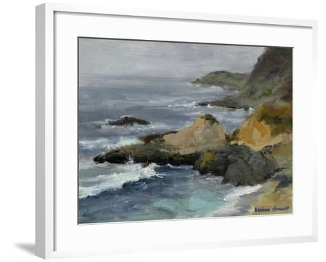 Bodega Head-Barbara Chenault-Framed Art Print