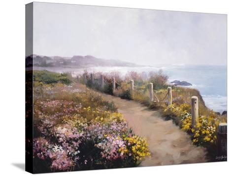 Wildflowers-Carolyne Hawley-Stretched Canvas Print