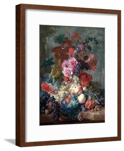 Fruit Piece-Jan van Huysum-Framed Art Print