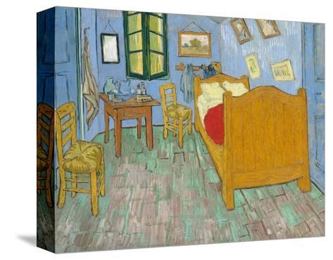 Bedroom in Arles-Vincent van Gogh-Stretched Canvas Print