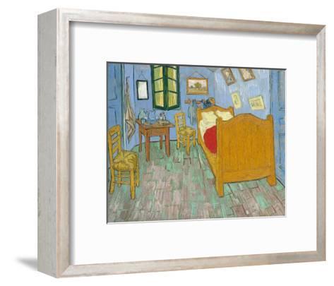 Bedroom in Arles-Vincent van Gogh-Framed Art Print