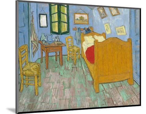 Bedroom in Arles-Vincent van Gogh-Mounted Giclee Print