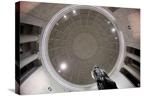 Jefferson Memorial, Washington, DC-Paul Souders-Stretched Canvas Print