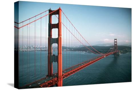 Golden Gate Bridge-Roger Ressmeyer-Stretched Canvas Print