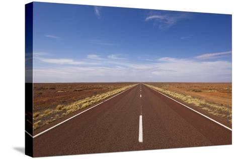 Stuart Highway-Paul Souders-Stretched Canvas Print