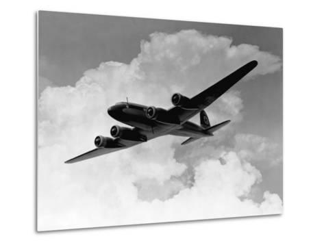 Focke-Wulfe Fw 200 Condor in Flight--Metal Print