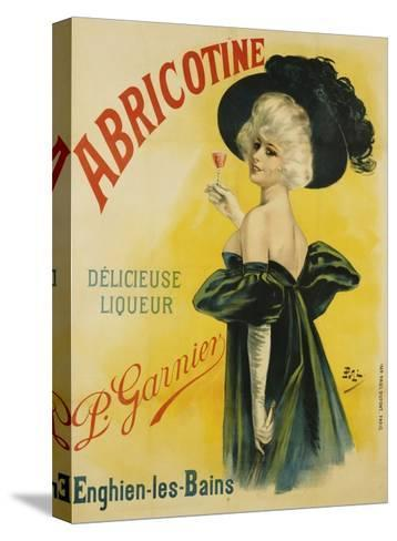 Abricotine Poster--Stretched Canvas Print