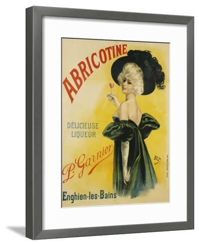 Abricotine Poster--Framed Art Print