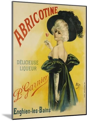 Abricotine Poster--Mounted Giclee Print