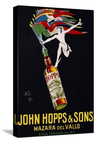 John Hopps and Sons Poster--Stretched Canvas Print