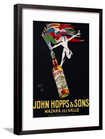 John Hopps and Sons Poster--Framed Art Print