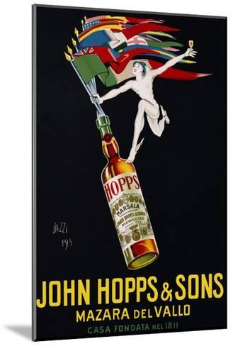 John Hopps and Sons Poster--Mounted Giclee Print