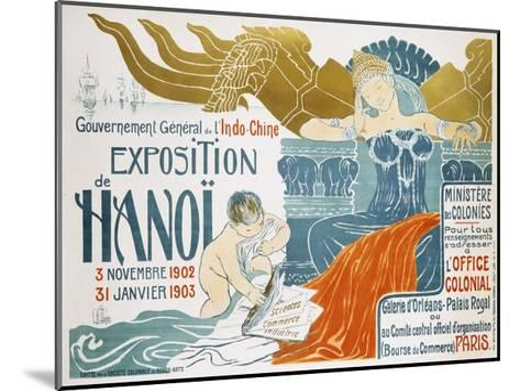 Exposition De Hanoi-Clementine-helene Dufau-Mounted Giclee Print