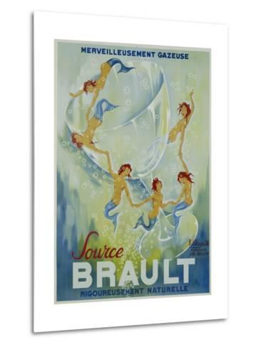 Source Brault Poster-P.H. Noyer-Metal Print