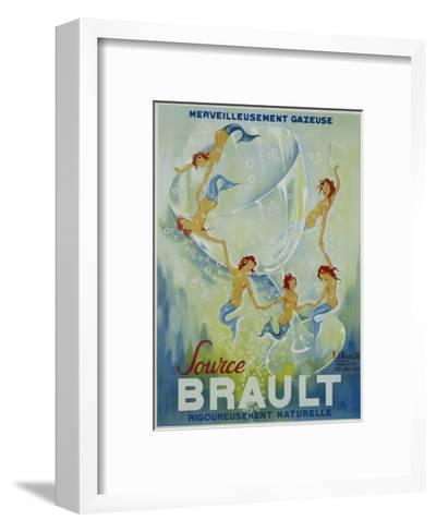 Source Brault Poster-P.H. Noyer-Framed Art Print