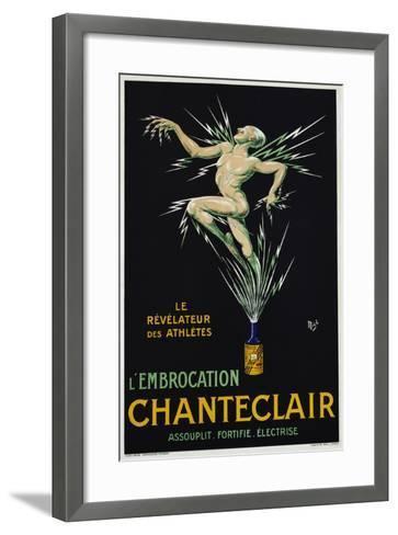 Chanteclair Poster--Framed Art Print