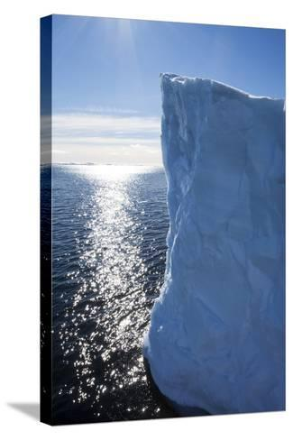 Tabular Iceberg, Antarctica-Paul Souders-Stretched Canvas Print