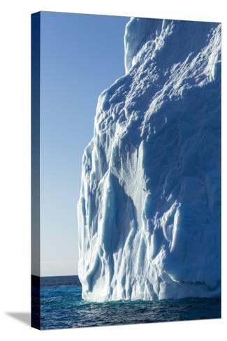 Iceberg, South Shetland Islands, Antarctica-Paul Souders-Stretched Canvas Print