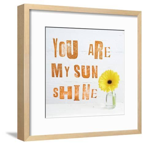 You Are My Sun Shine-Howard Shooter-Framed Art Print