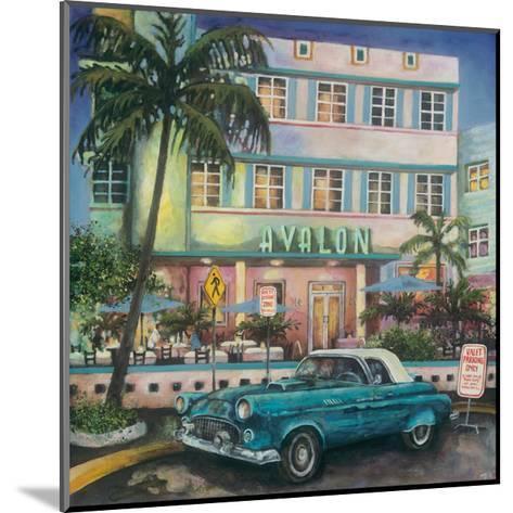 Avalon Hotel, Miami-Melissa Sturgeon-Mounted Giclee Print