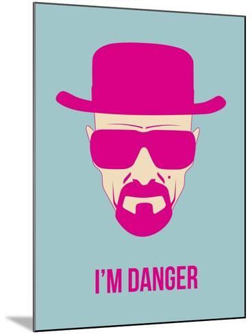 I'm Danger Poster 2-Anna Malkin-Mounted Art Print