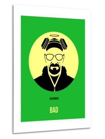 Bad Poster 2-Anna Malkin-Metal Print