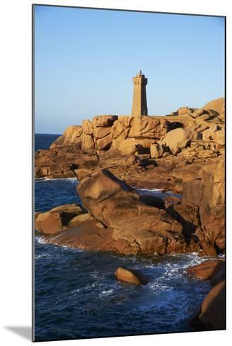 Pointe De Squewel and Mean Ruz Lighthouse-Tuul-Mounted Photographic Print