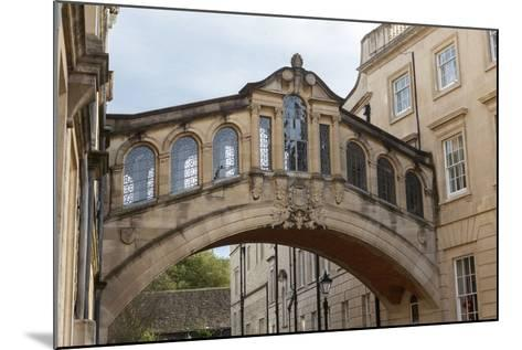 Hertford Bridge (The Bridge of Sighs)-Charlie Harding-Mounted Photographic Print