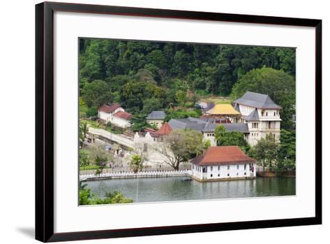 Temple of the Tooth (Sri Dalada Maligawa)-Christian Kober-Framed Art Print