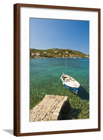 Fishing Boat-Matthew Williams-Ellis-Framed Art Print