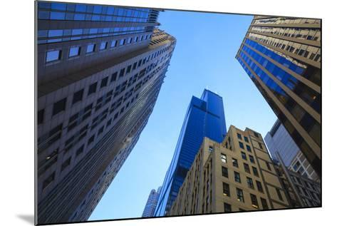 Skyscrapers Including Willis Tower-Amanda Hall-Mounted Photographic Print