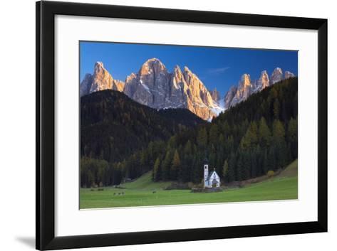 Saint Johann Church-Miles Ertman-Framed Art Print