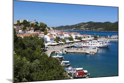 Harbour, Skiathos Town, Skiathos Island, Sporades Islands, Greek Islands, Greece, Europe-Stuart Black-Mounted Photographic Print
