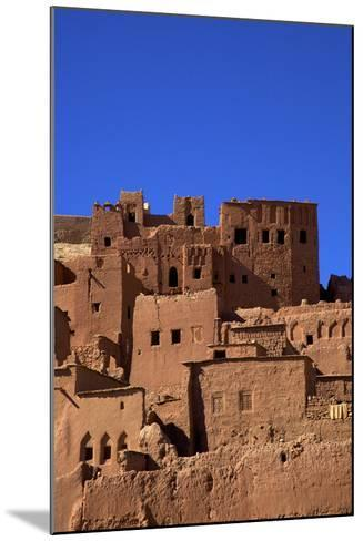 Ait-Benhaddou Kasbah, UNESCO World Heritage Site, Morocco, North Africa, Africa-Neil Farrin-Mounted Photographic Print