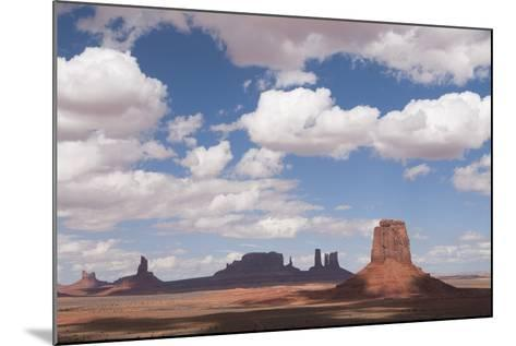 Monument Valley Navajo Tribal Park, Utah, United States of America, North America-Richard Maschmeyer-Mounted Photographic Print