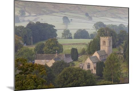 Church, Burnsall, Yorkshire Dales National Park, Yorkshire, England, United Kingdom, Europe-Miles Ertman-Mounted Photographic Print